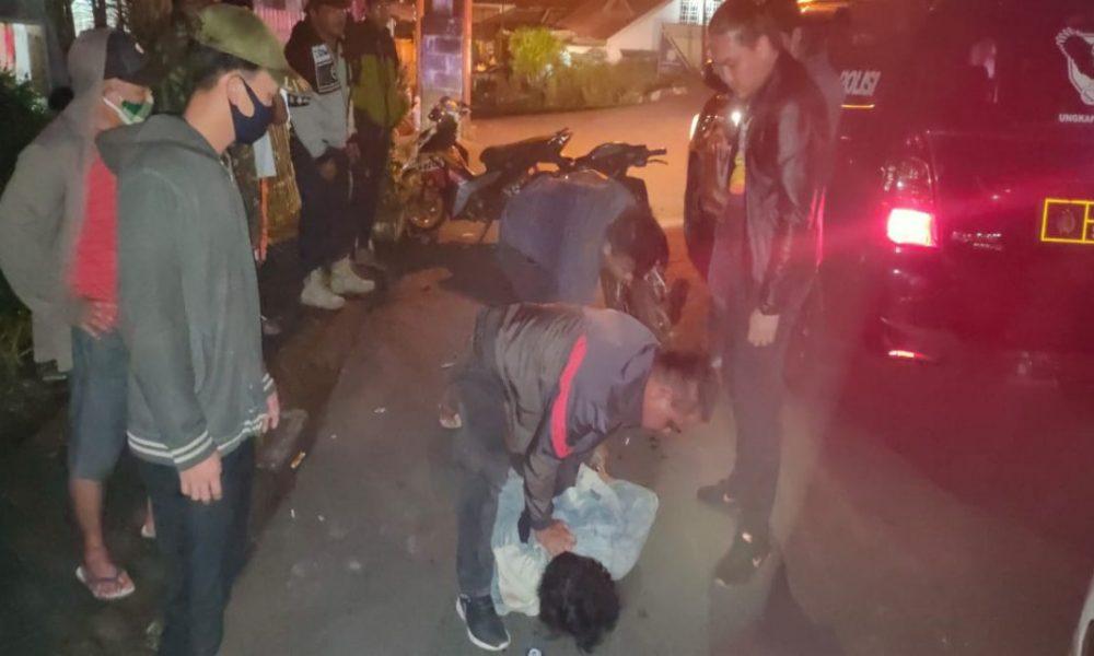 Buat Gaduh 5 Pemuda Tomohon Ditangkap URC Totosik
