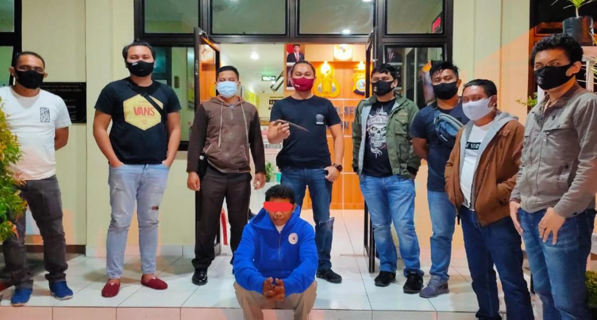 Pria Asal Kayawu Diamankan Totosik
