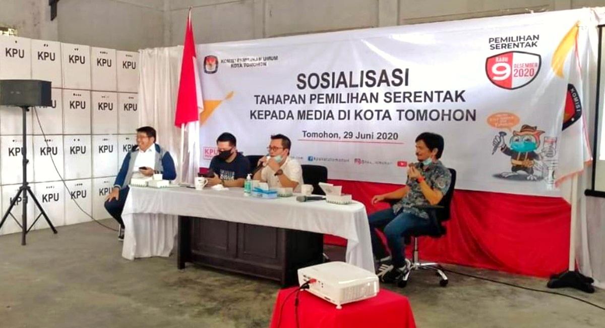 Pilkada di Tengah Pandemi Covid-19, Harianto: Sosialisasi Tahapan Sangat Penting