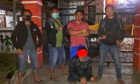 Tikam Warga Koya Pemuda Papakelan Diciduk Resmob Polres Minahasa 01