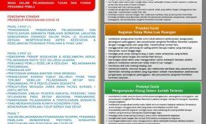 Iklan Sosialisasi dan Publikasi Bawaslu Sulut tentang Perbawaslu nomor 4 tahun 2020