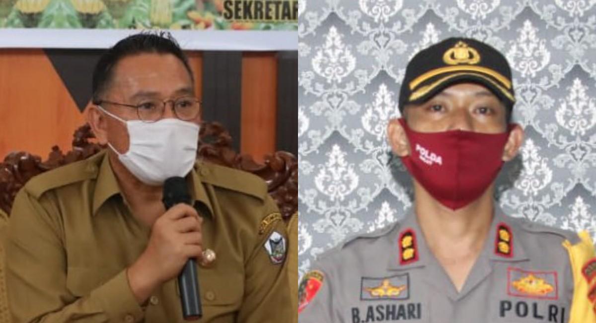 Bambang Gatot Imbau Masyarakat Tomohon Patuhi Kebijakan Pemerintah Terkait Pengucapan Besok