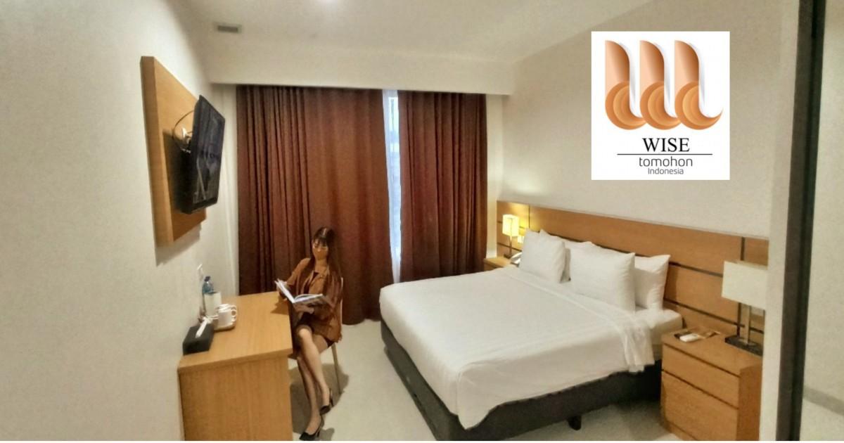 Diskon Gila-Gilaan, Ini Harga Kamar Wise Hotel Tomohon Bulan Agustus 2020