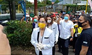 Breaking News: JGE-VB Mendaftar di KPU Tomohon