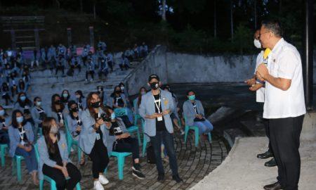 KKT Hampir Selesai, Mahasiswa UNSRAT Manado Audiensi Dengan Walikota Tomohon