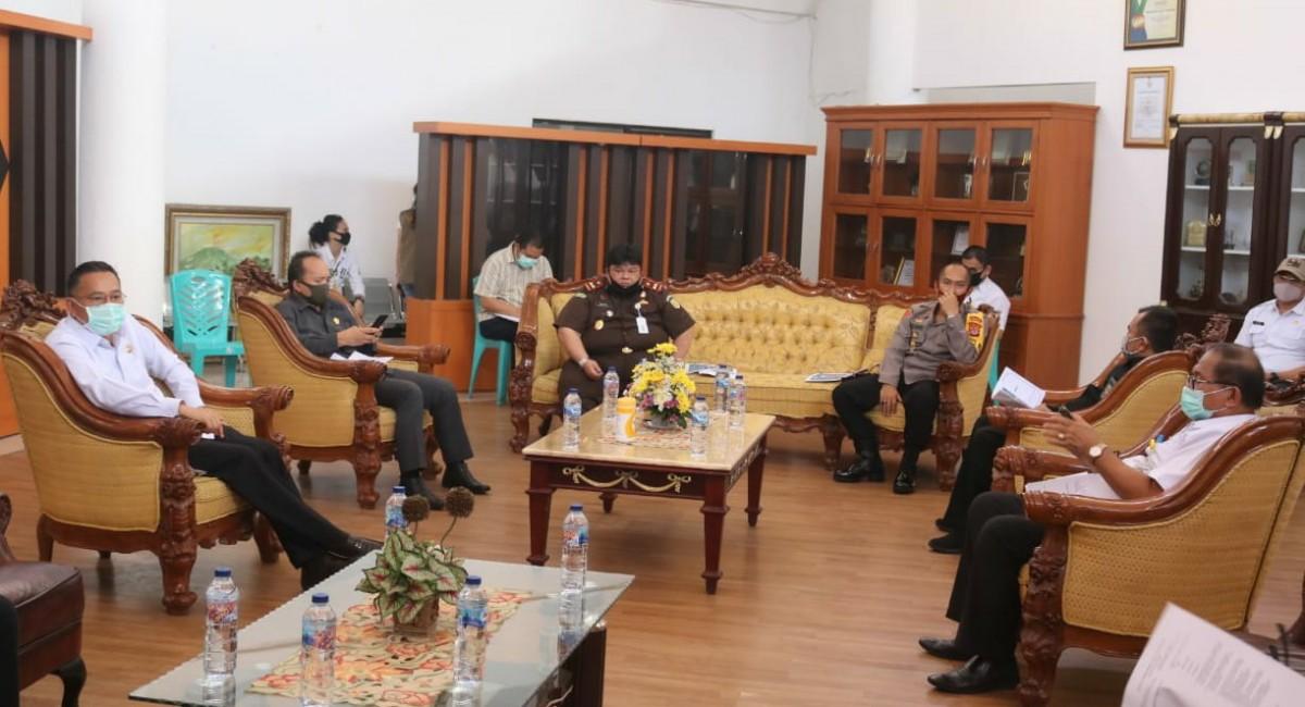 Rapat Bersama Forum Organisasi Pimpinan daerah