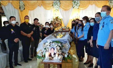 JFE: Kepergian Marthen Gosal Adalah Duka Dari Keluarga Besar Pemkot Tomohon