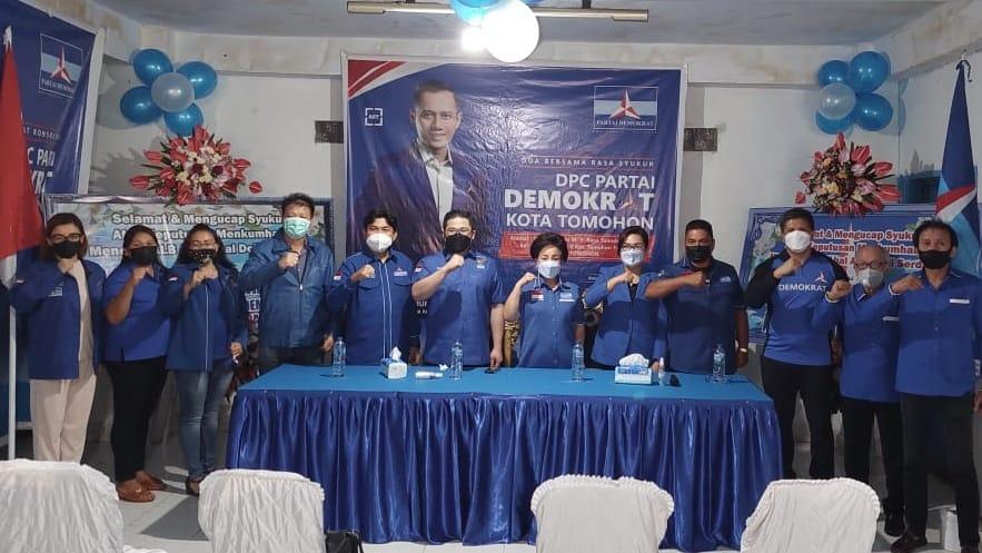 DPP Apresiasi Siane Samatara, Billy Lombok: Kader Partai Demokrat Tersaring