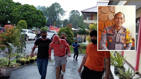 Pelaku Pemerkosaan Anak 7 Tahun di Tomohon Terancam 15 Tahun Penjara dan Denda 300 Juta