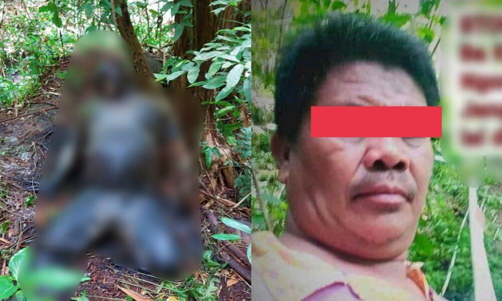 'Pala' Ferry TSK Pembunuhan Anak 13 Tahun di Minahasa Ditemukan Gantung Diri?