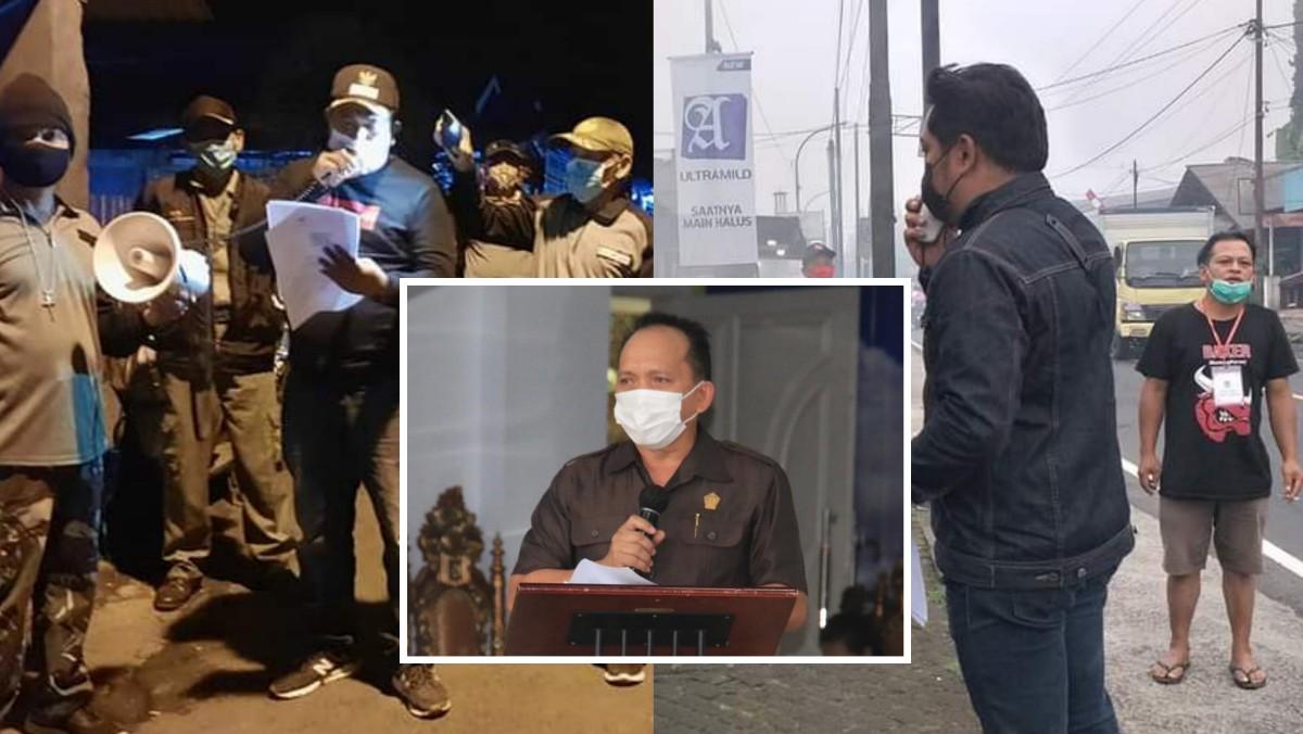 Djemmy Sundah Apresiasi Kinerja Perangkat Kelurahan Terkait Penanganan Covid-19 di Kota Tomohon